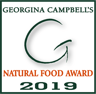 Georgina Campbell's Natural Food Award 2019