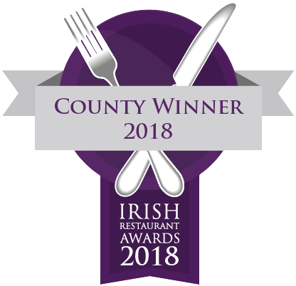 County Winner Irish Restaurant Awards